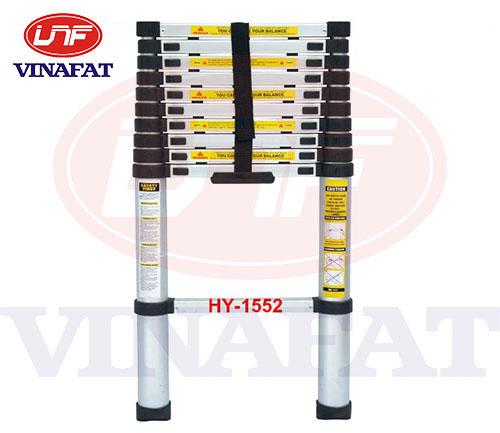 Thang nhôm Salvo HY-1552A (3.2M) đai nhựa