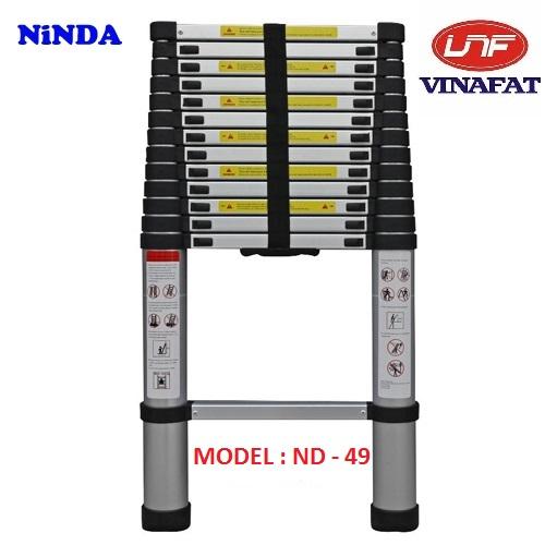 Thang nhôm rút gọn Ninda ND - 50