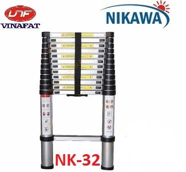 Thang nhôm rút gọn Nikawa NK-32