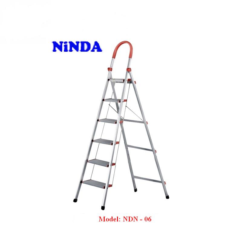 Thang nhôm NinDa bản to NDN-06
